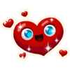 In Love - Emoticon - Fortnite