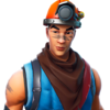 Cole - Outfit - Fortnite