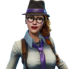 Gumshoe - Outfit - Fortnite