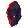 Chevaleresse Rouge (emote)
