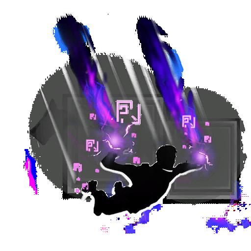 Glyphs - Contrail - Fortnite