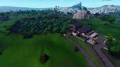 Fortnite S7 Dusty Divot
