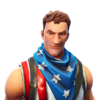 StarSpangled Trooper - Outfit - Fortnite