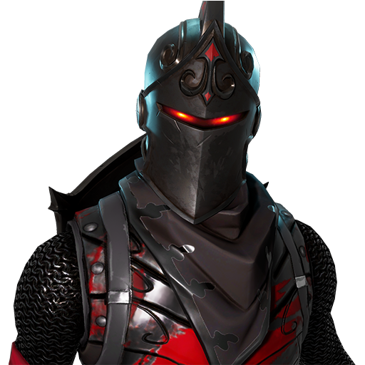 Black Knight Outfit Fortnite Png