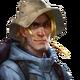 Explorateur masculin
