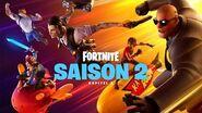 Fortnite Kapitel 2 – Saison 2 Top Secret Launch-Trailer