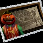 Monsieur Tomate (Écran de Chargement)