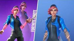 NITESCENTE (Outfit Fortnite)
