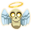 Angel - Emoticon - Fortnite