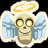 Angel - Emoticon - Fortnite
