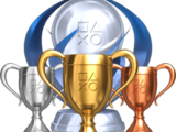 Fortnite trophies and achievements