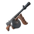 Drum gun icon