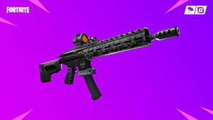 Fusil d'assaut tactique