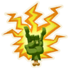 Let's Rock - Emoticon - Fortnite