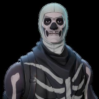 Epic / Legendary (Skull Trooper Jonesy)