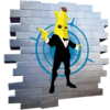 Agent Nana - Spray - Fortnite
