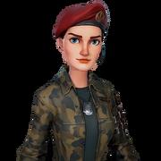 Female Rifleman - Defender - Fortnite