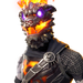 Molten Battle Hound (New) - Outfit - Fortnite