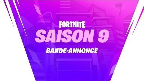 Fortnite - Saison 9 - Bande-annonce cinématique