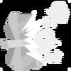 Riot shield icon
