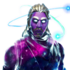 Galaxy - Outfit - Fortnite