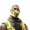 Knockout - Outfit - Fortnite