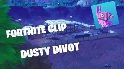 CLIP 2 dusty divot