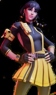 Chic yellow (3)