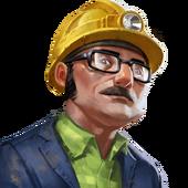 Lead Engineer Male - Survivor - Fortnite