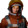 Mission Specialist - Outfit - Fortnite