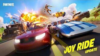 Get Behind the Wheel In The Joy Ride Update Fortnite