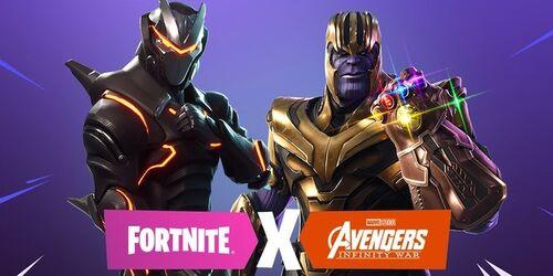 Thanos Mashup