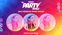Diplo Presents- Higher Ground - Live Event (Party Royale) - Fortnite