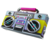 Boombox - Back Bling - Fortnite