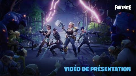 Fortnite - Trailer de lancement