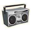 Boombox - Emoticon - Fortnite