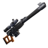 Automatic Sniper Rifle - Weapon - Fortnite