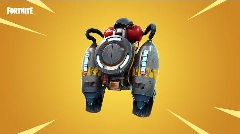 JETPACK NEW LIMITED TIME ITEM
