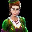 Madame Trèfle Icon