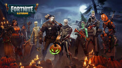 Fortnite Albträume Halloween Helden