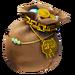 Goldy Lock - Back Bling - Fortnite