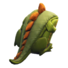 Scaly - Back Bling - Fortnite