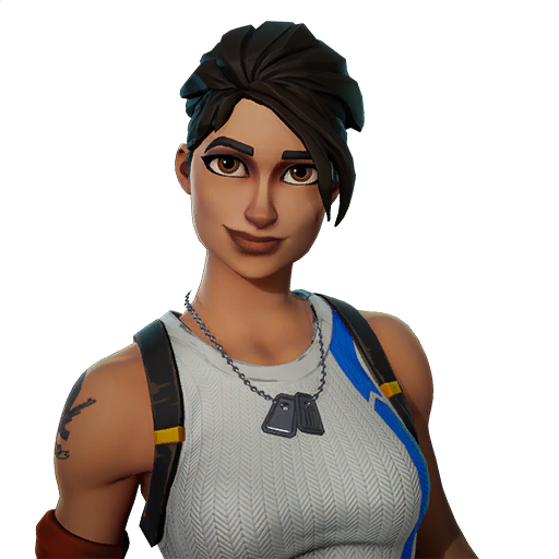 Image Commando Sidewinder Ramirez Rare Playstation Png Fortnite