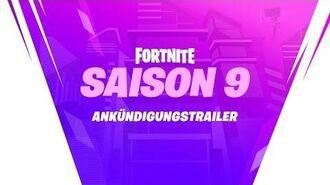 Fortnite Saison 9 – Trailer