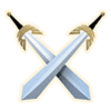 Cross Swords - Emoticon - Fortnite