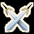 Cross Swords - Emoticon - Fortnite