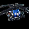 Contrarotateur Bleu