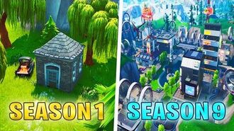 Evolution of the entire Tilted Towers