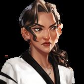 Lead Martial Artist Female - Survivor - Fortnite