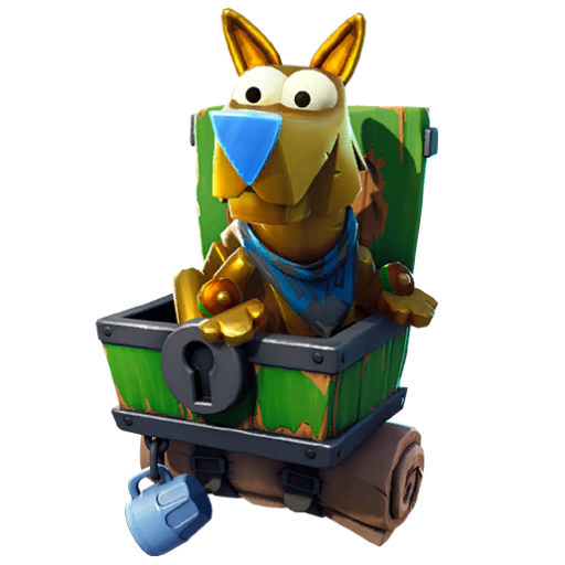 Woodsy Gold - Pet - Fortnite